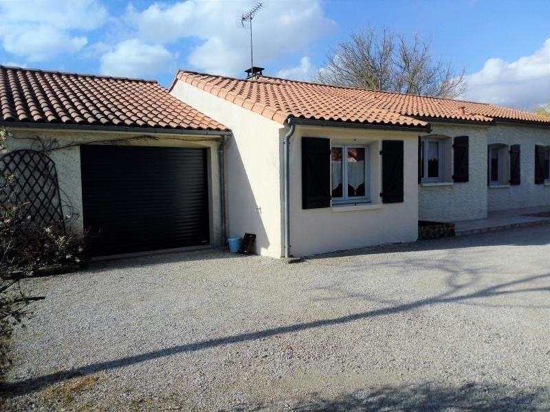 Vente maison / villa Aiffres 209 900€ - Photo 1