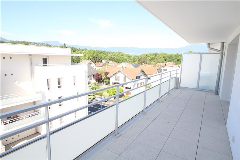 Sale apartment Barberaz 364000€ - Picture 2