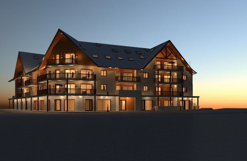 Sale apartment Saint-lary-soulan 304 063€ - Picture 5