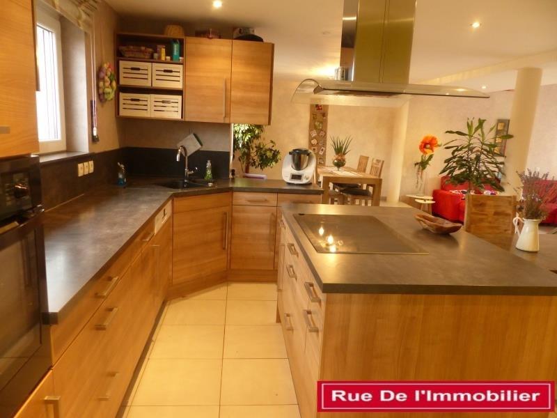 Sale house / villa Obersoultzbach 318000€ - Picture 1