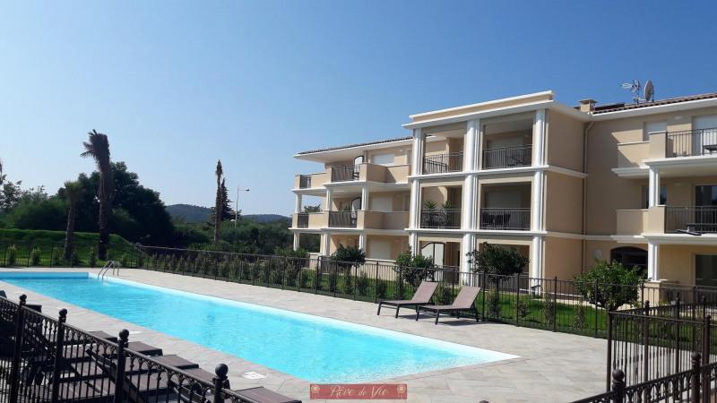 Sale apartment Bormes les mimosas 220000€ - Picture 1