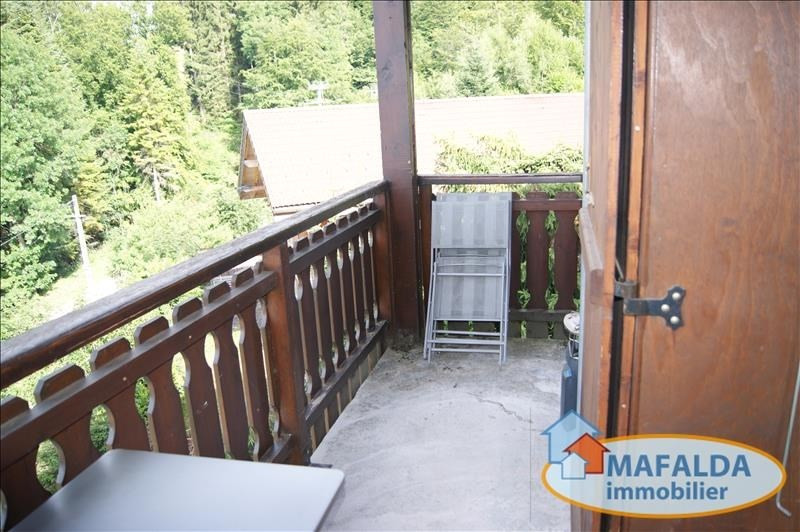 Vente appartement Mont saxonnex 129 500€ - Photo 9