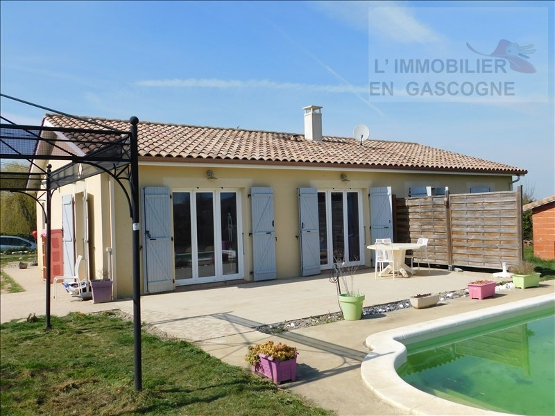 Vente maison / villa Pessan 235 000€ - Photo 1