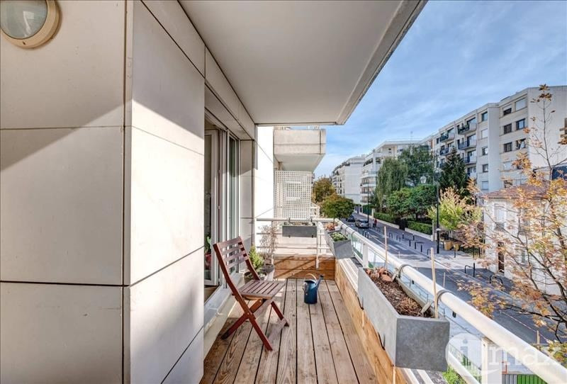 Sale apartment Courbevoie 379 000€ - Picture 4
