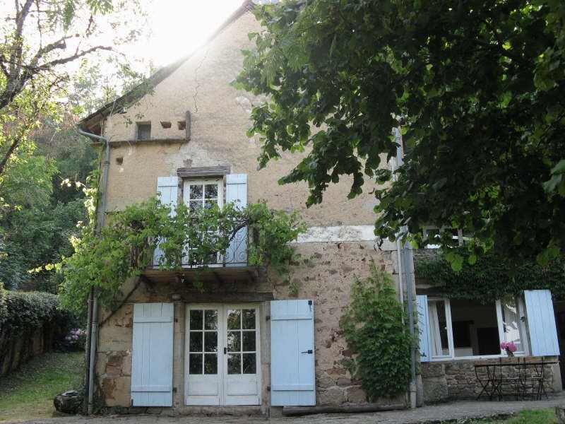 Sale house / villa Najac 185 000€ - Picture 1