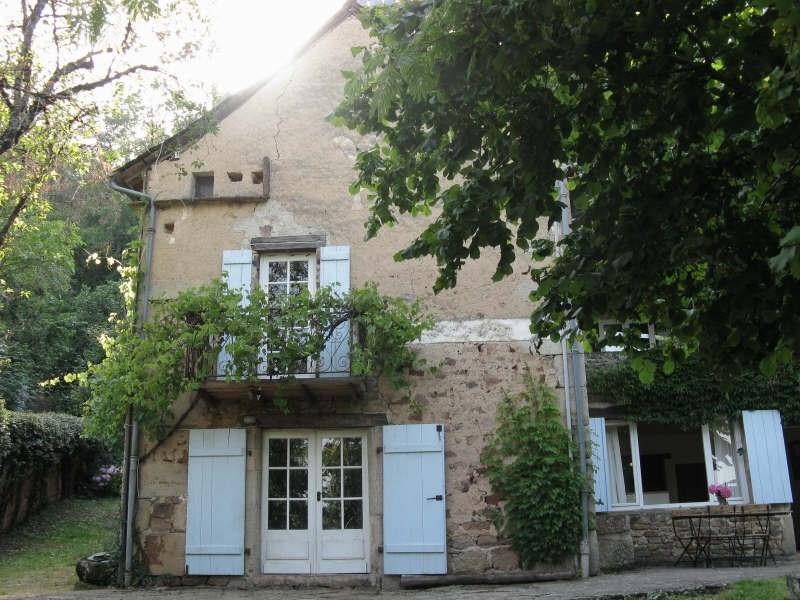 Vente maison / villa Najac 185000€ - Photo 1