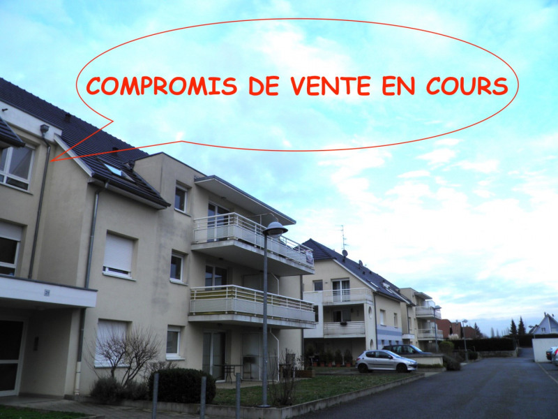 Sale apartment Hesingue 169000€ - Picture 1