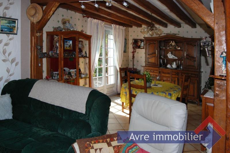Vente maison / villa Verneuil d avre et d iton 169500€ - Photo 5