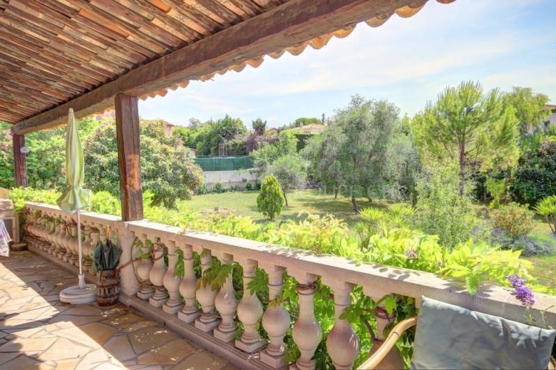Vente de prestige maison / villa Mougins 898000€ - Photo 4