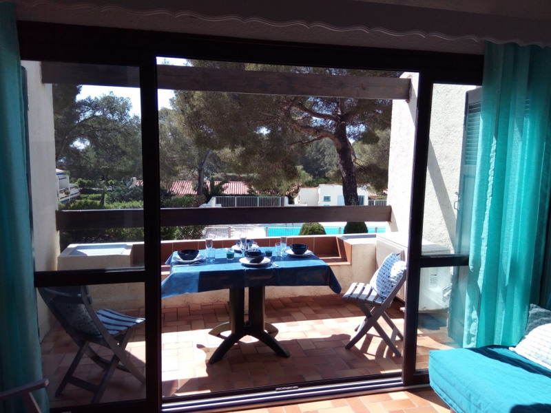 Vacation rental apartment Les issambres 445€ - Picture 7