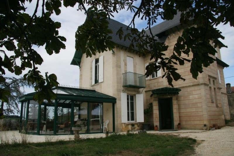 Deluxe sale house / villa Plassac 945000€ - Picture 3