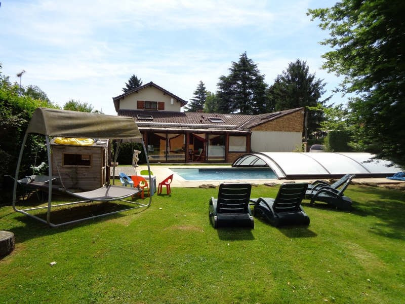 Vente maison / villa Lesigny 485 000€ - Photo 1