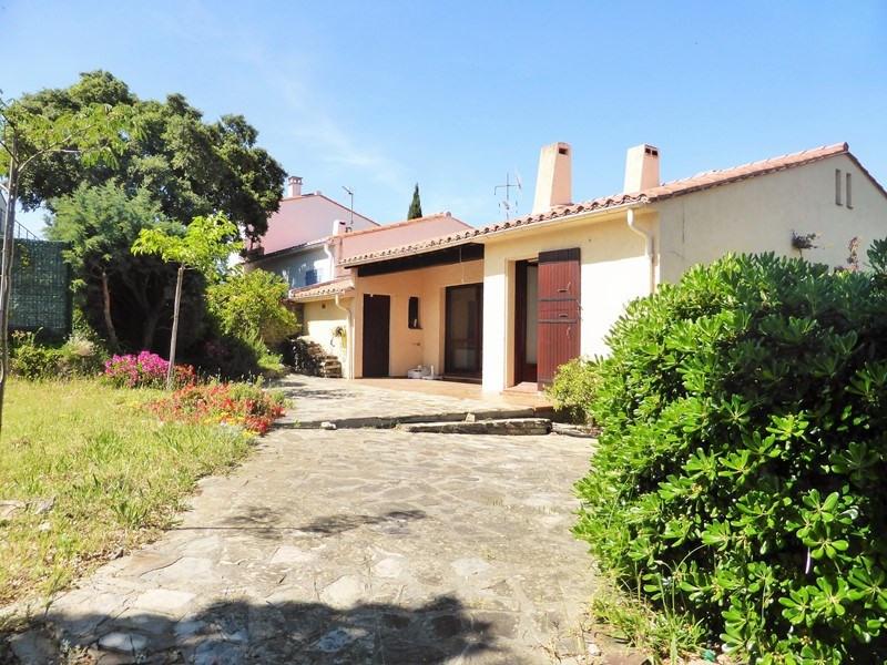 Alquiler vacaciones  casa Collioure 443€ - Fotografía 1