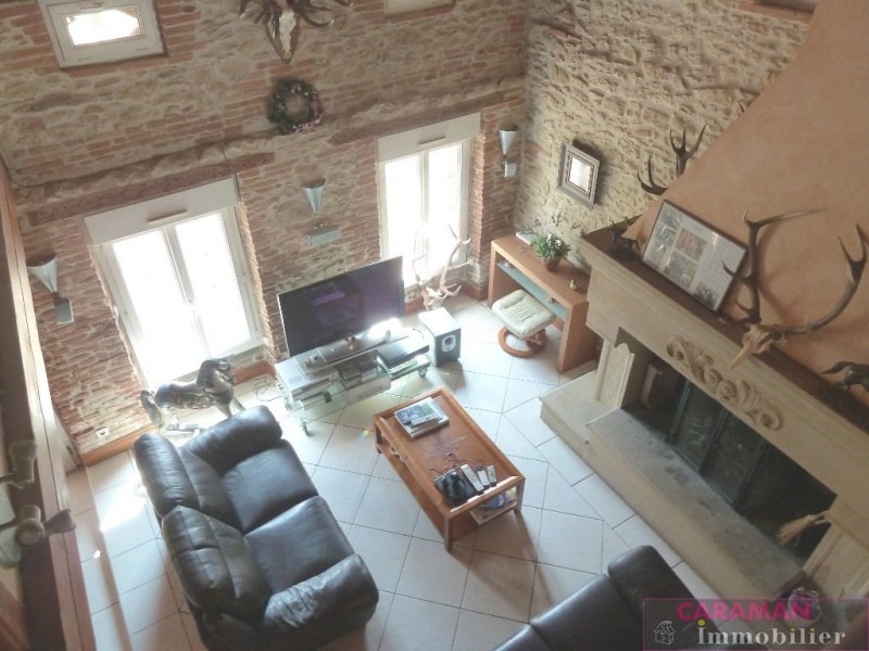 Deluxe sale house / villa Caraman  secteur 390 000€ - Picture 2
