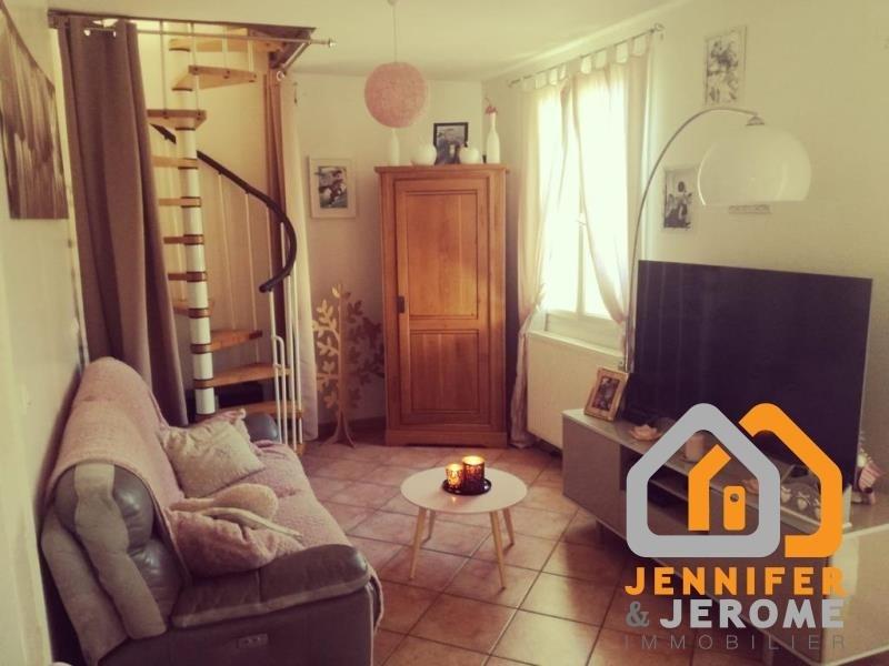 Sale house / villa Louvres 229900€ - Picture 2