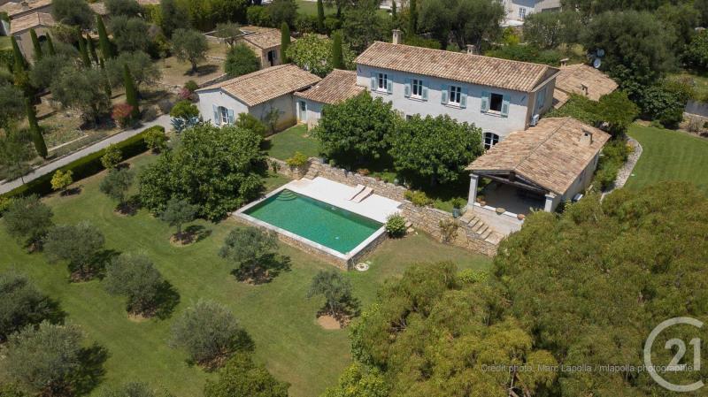 Immobile residenziali di prestigio casa Valbonne 2100000€ - Fotografia 9