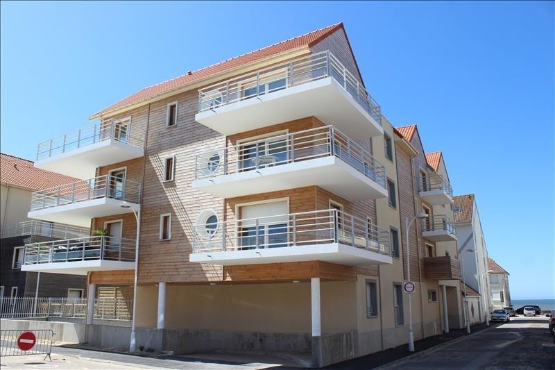 Vente appartement Fort mahon plage 153000€ - Photo 1