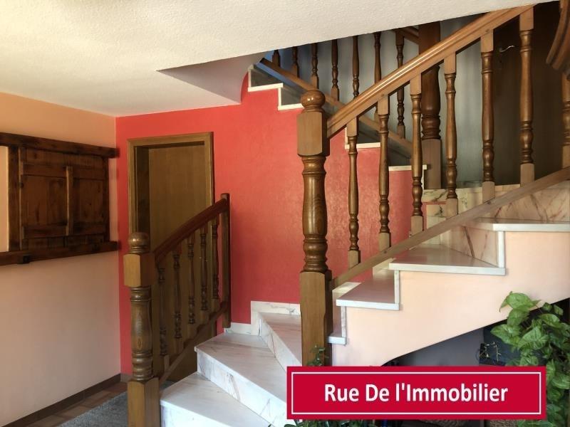 Sale house / villa Dambach 223000€ - Picture 2