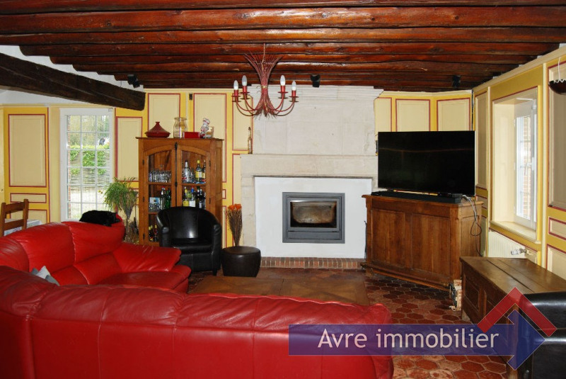 Sale house / villa Verneuil d'avre et d'iton 250000€ - Picture 2