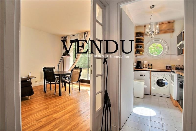 Sale apartment Deauville 222 600€ - Picture 2