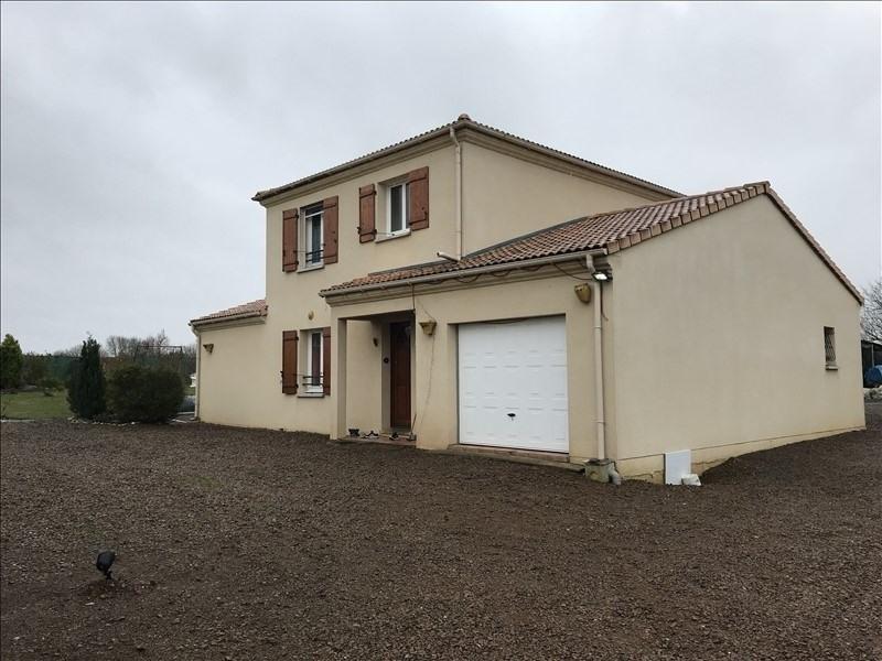 Sale house / villa Le champ st pere 207675€ - Picture 1