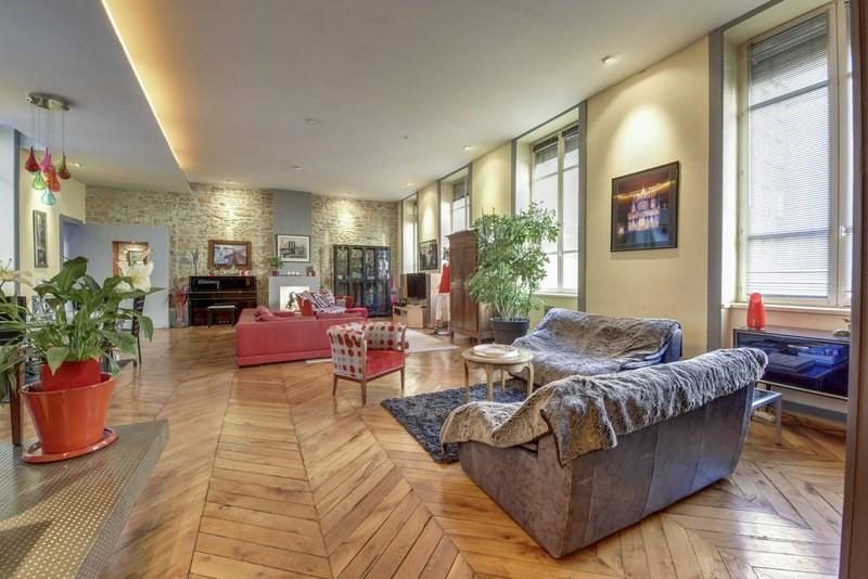Deluxe sale apartment Lyon 1er 1250000€ - Picture 10