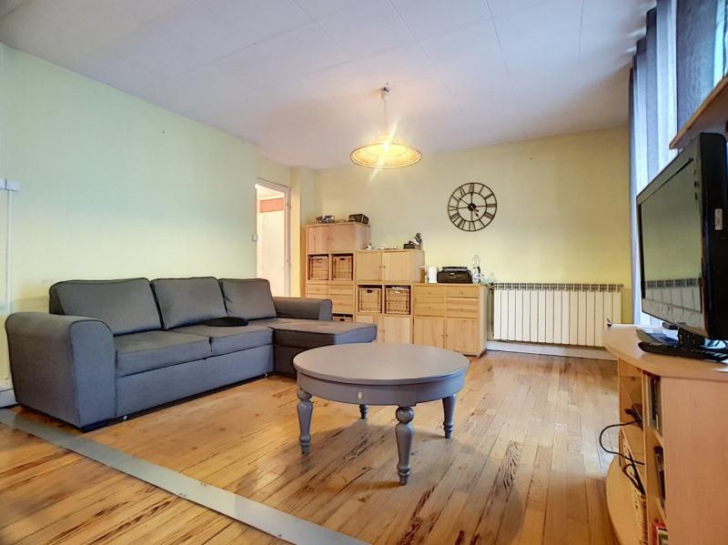 Appartement en dernier étage