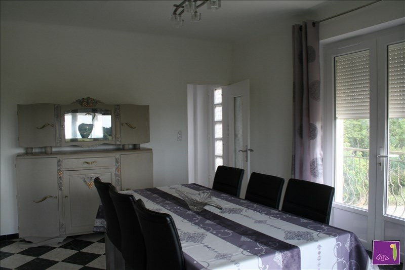 Rental house / villa St michel d'euzet 850€ CC - Picture 2
