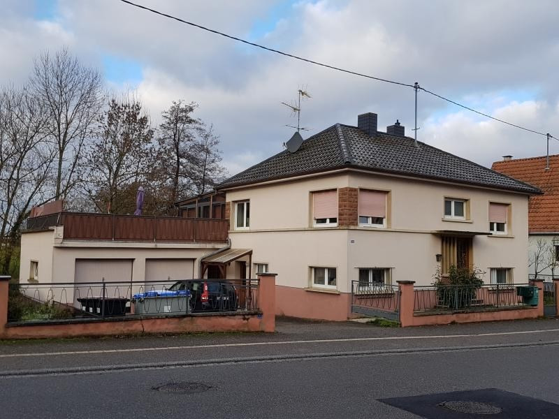 Location appartement Seltz 600€ CC - Photo 1