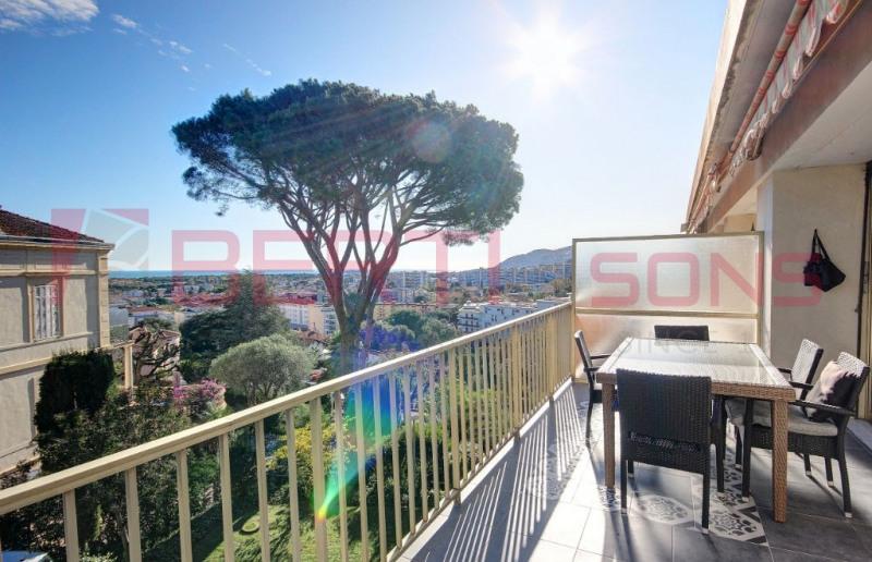 Vente appartement Mandelieu la napoule 460000€ - Photo 1