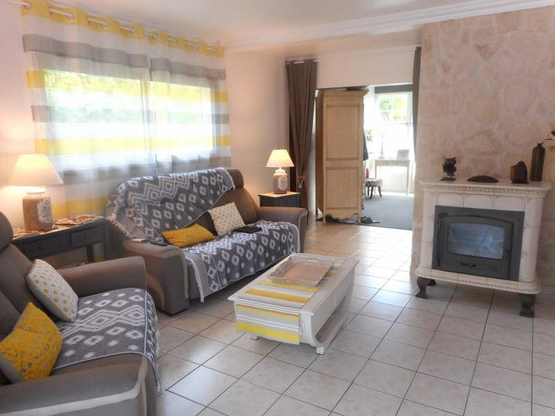 Venta  casa St palais sur mer 499200€ - Fotografía 7