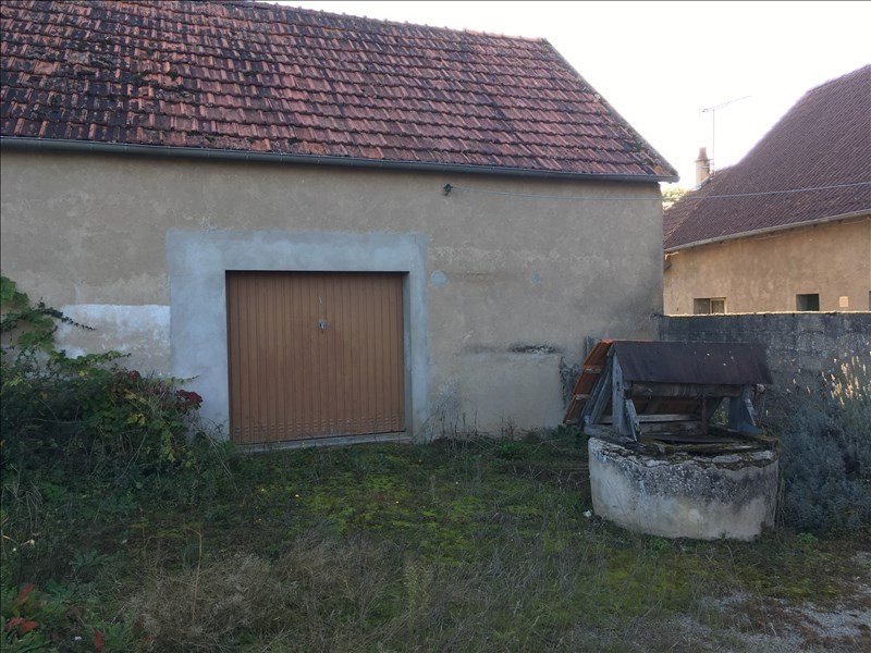Vente maison / villa Lucenay les aix 50000€ - Photo 5