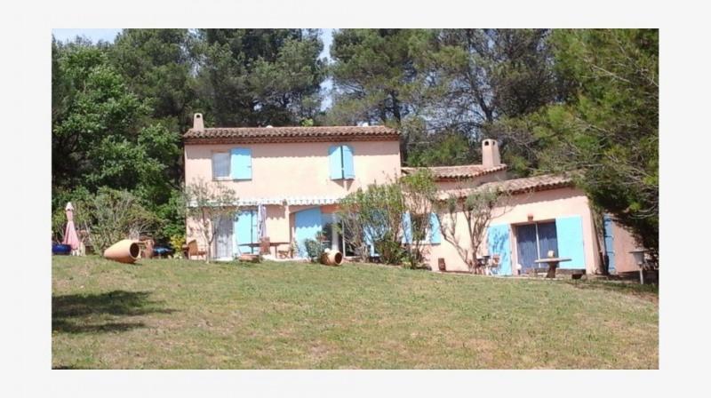 Vente de prestige maison / villa Rognes 640000€ - Photo 1