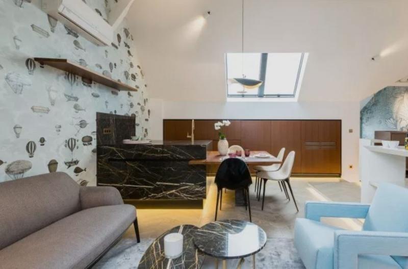 Sale apartment Paris 7ème 970000€ - Picture 2