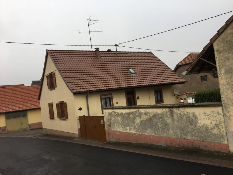 Sale house / villa Reutenbourg 166400€ - Picture 2