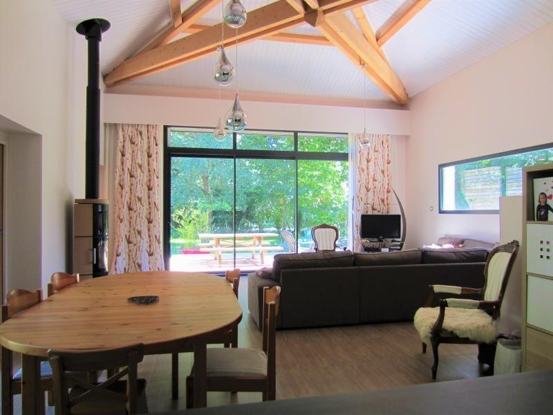 Sale house / villa Mios 428000€ - Picture 4