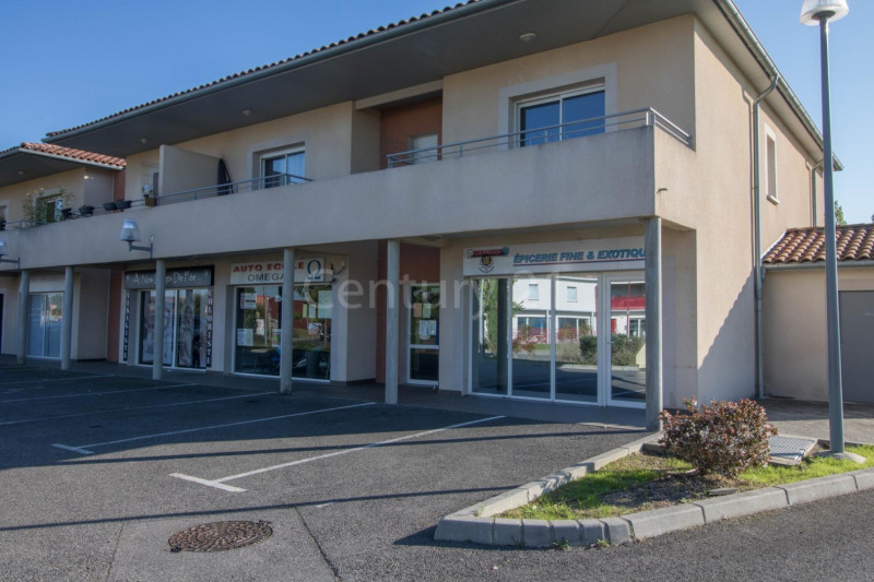 Vente local commercial Frouzins 136 000€ - Photo 1