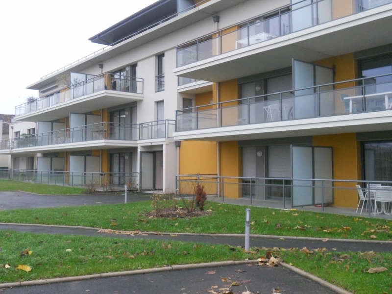 Location appartement Niort 618€ CC - Photo 1