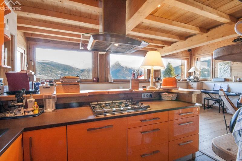 Deluxe sale house / villa Saint gervais les bains 875000€ - Picture 9