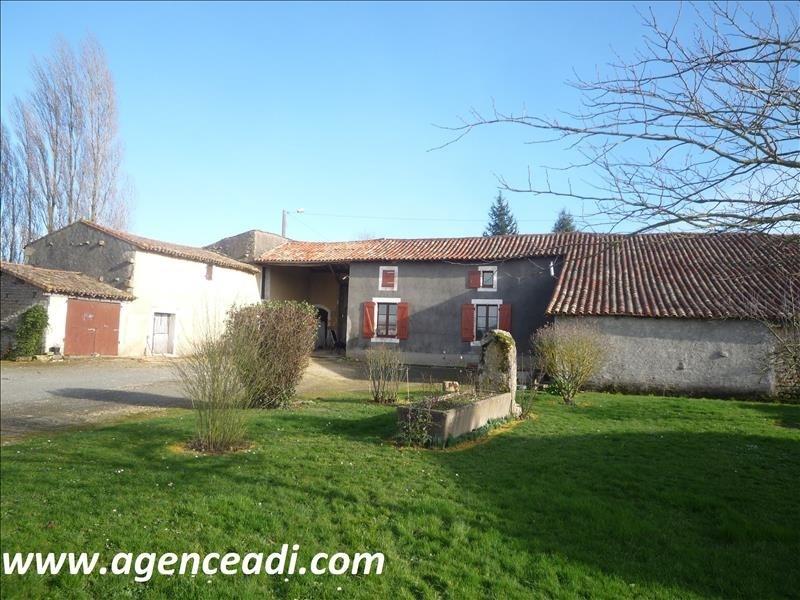 Vente maison / villa St martin de st maixent 147000€ - Photo 1