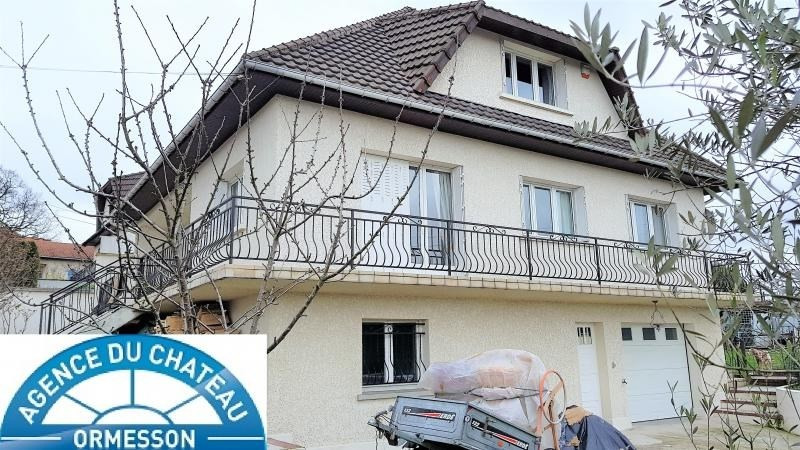 Vente maison / villa Sucy en brie 475000€ - Photo 1