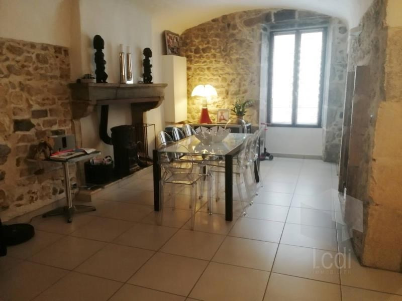 Vente maison / villa Rochemaure 315 000€ - Photo 3