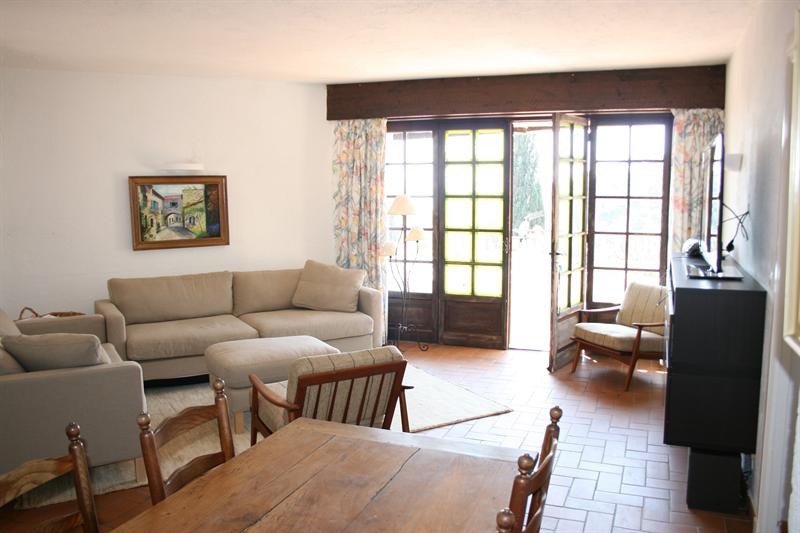 Vacation rental house / villa Les issambres 1875€ - Picture 8
