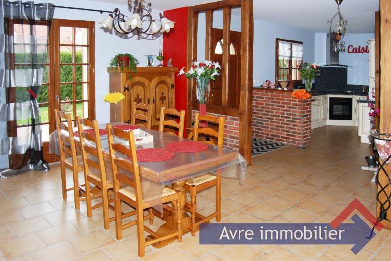 Vente maison / villa Verneuil d'avre et d'iton 197000€ - Photo 1