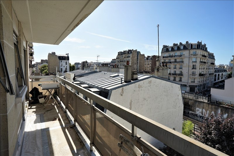 Sale apartment Bois colombes 230 550€ - Picture 2