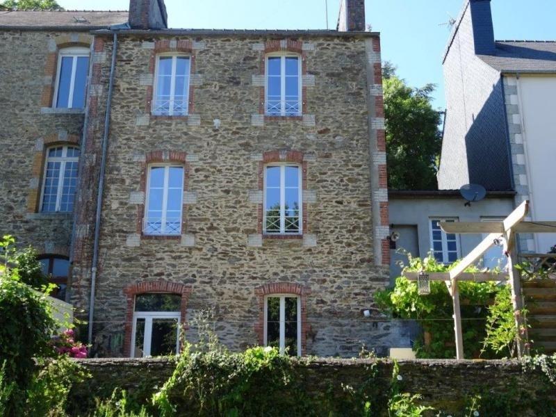 Sale house / villa Callac de bretagne 128400€ - Picture 2