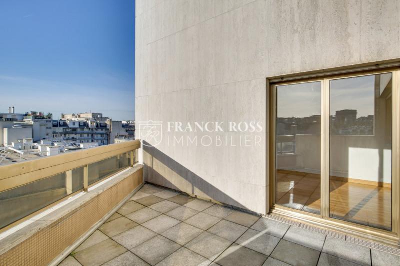 Alquiler  apartamento Paris 17ème 3930€ CC - Fotografía 7