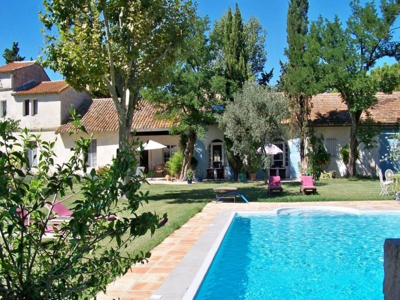 Deluxe sale house / villa Arles 1 500 000€ - Picture 1