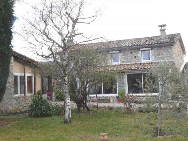Vente de prestige maison / villa Pradons 305000€ - Photo 1