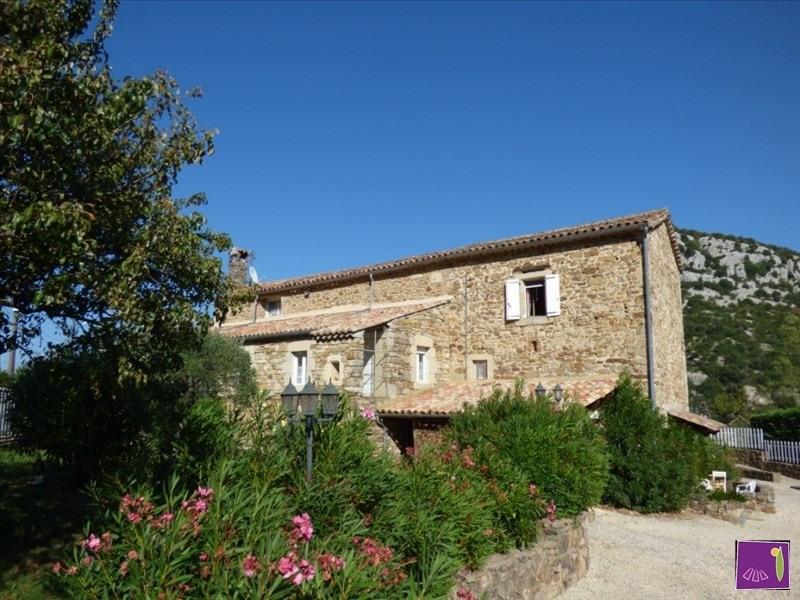 Vente de prestige maison / villa Les vans 690000€ - Photo 16